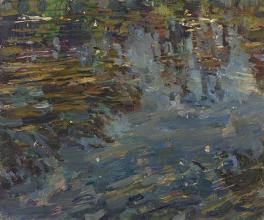 The River Sorgue, Reflections