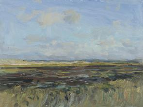 Saltmarsh, Autumn