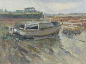 Old Boat, Shoreham