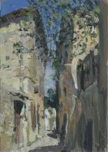 The Narrow Street, Provence
