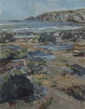 Rockpools, Late Summer