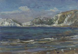 Dorset Coast, Sunlight